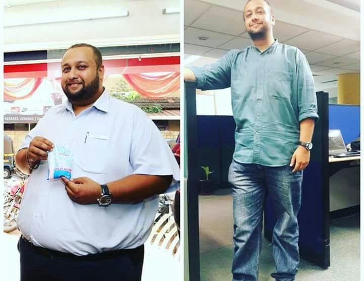 BananiVista, weight loss