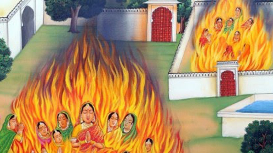 Jauhar-Self Immolation of Women, BananiVista