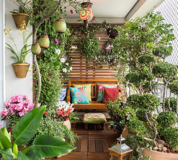 BananiVista Balcony