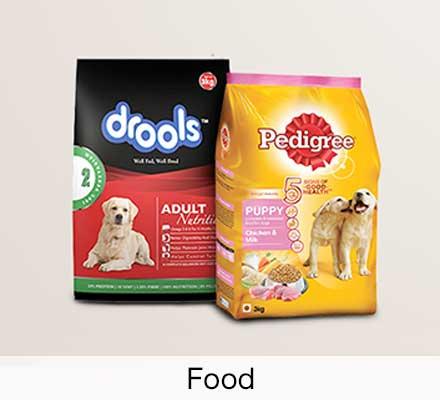 Some popular pet food brands