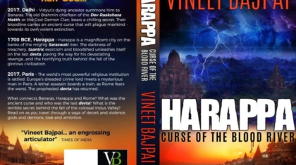 Harappa-Curse of the blood river, BananiVista