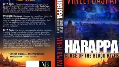 Harappa-Curse of the blood river, BananiVista