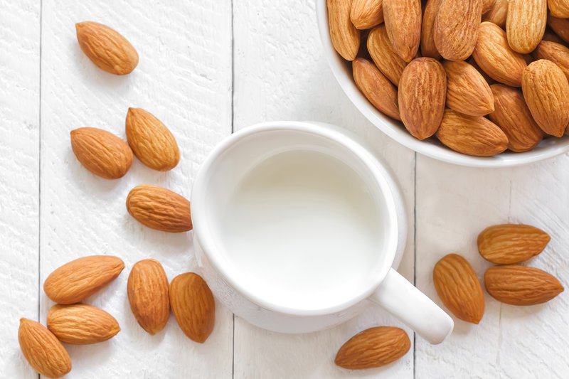 Try Milk and almond face pack