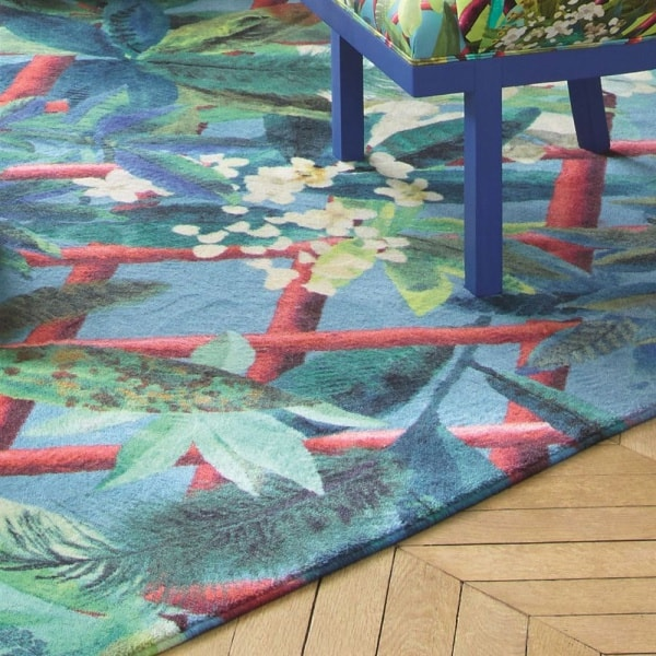 Stainless Canopy Rugs