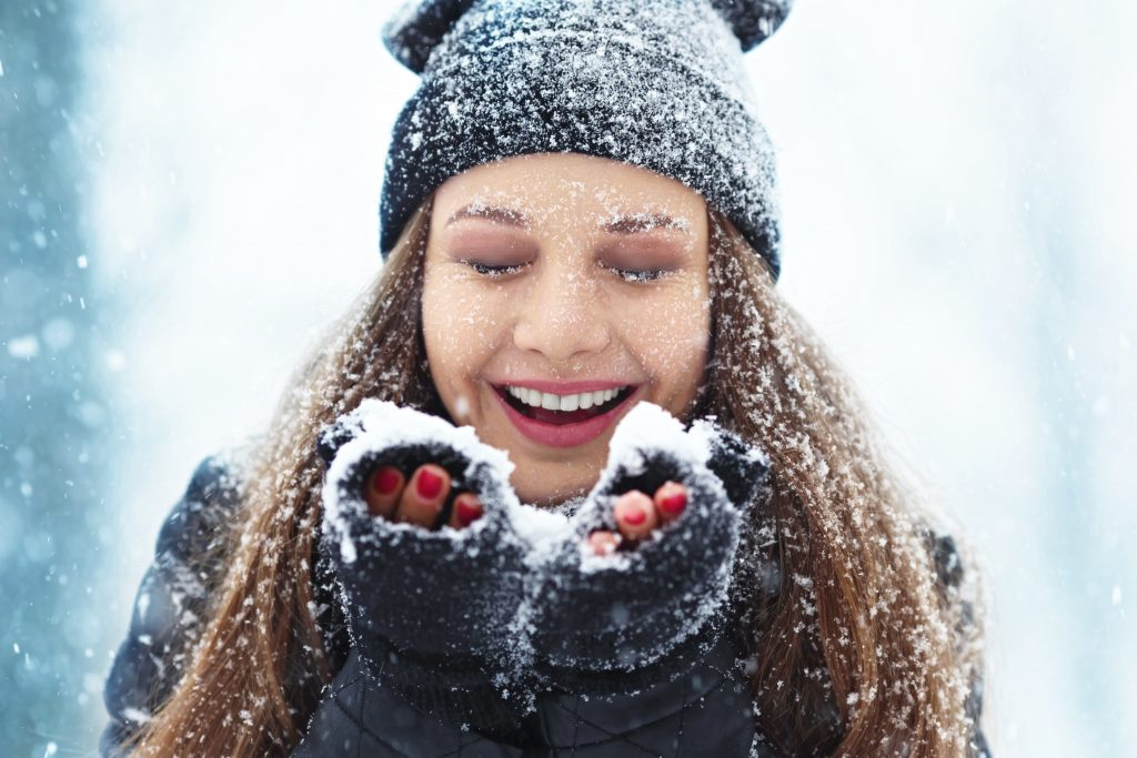 Get glowing skin this winter!