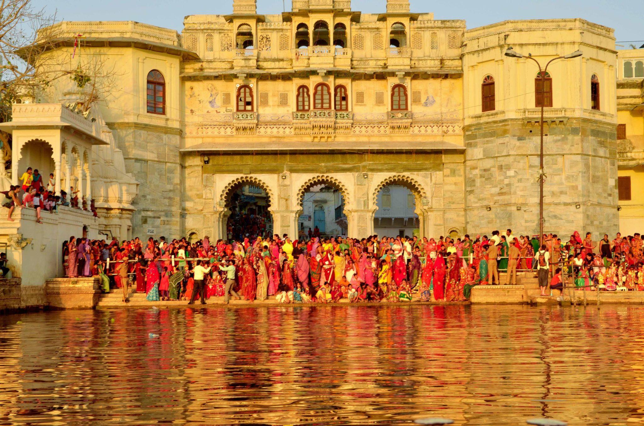Gangaur Ghat, Udaipur