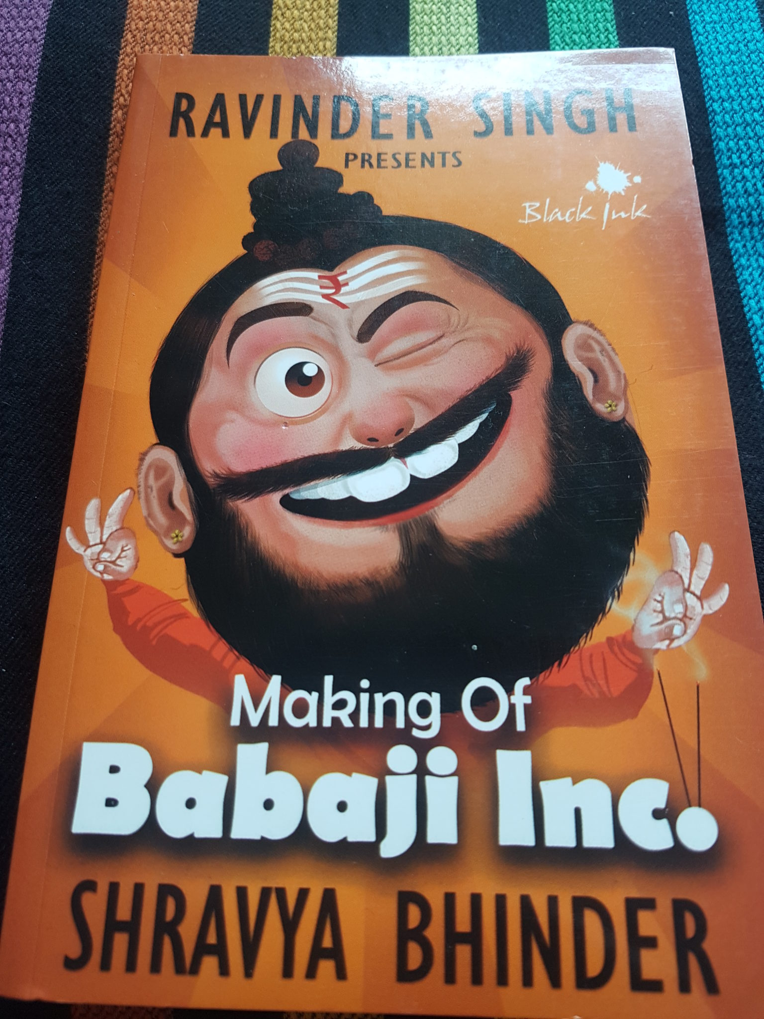book+makingofbabajiinc+bananiVista+LivingandExploring