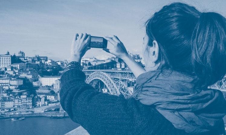 Through the eyes of a travel blogger