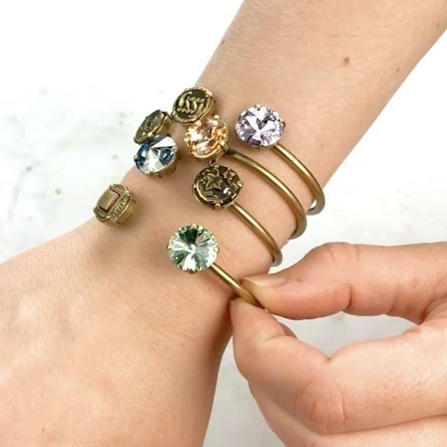 Take off the jewellery