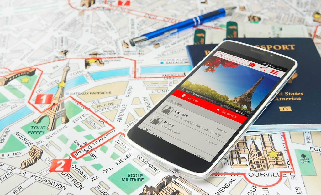 Making smartphone travel ready