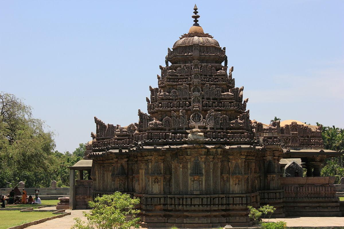 Beautiful Hoysala Architecture