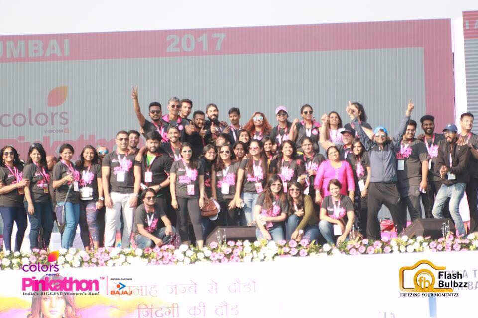 Pinkathon Team