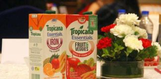 Nutrients-Fruits and vegetables, BananiVista