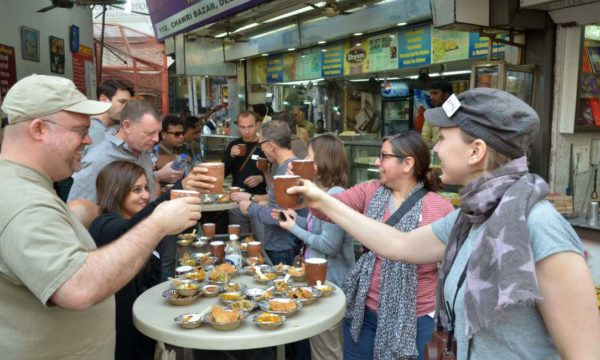 a culinary tour in India, BananiVista