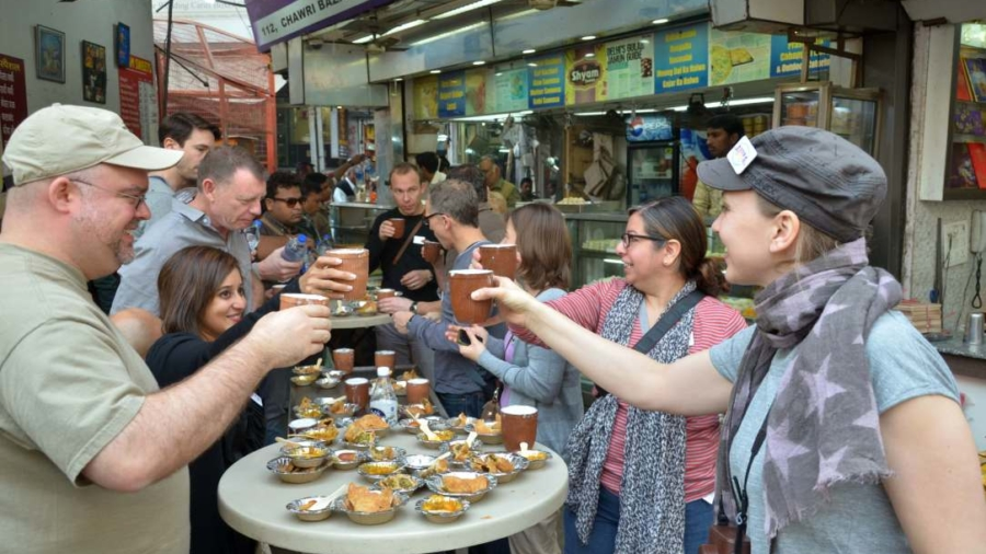 a culinary tour in India, BananiVista