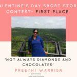 Preethi Warrior Is A Writer BananiVista