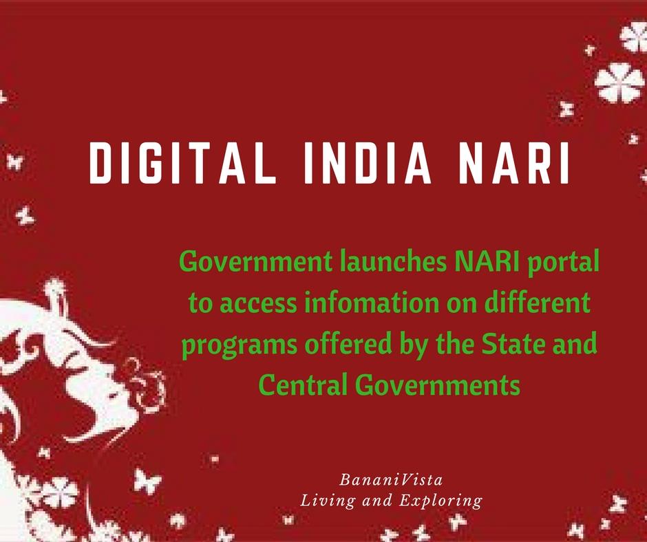 NARI-Government schemes to support women, BananiVista