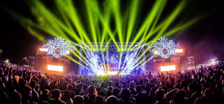 Sunburn Music Festival