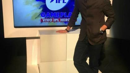 BananiVista, Sports presenter