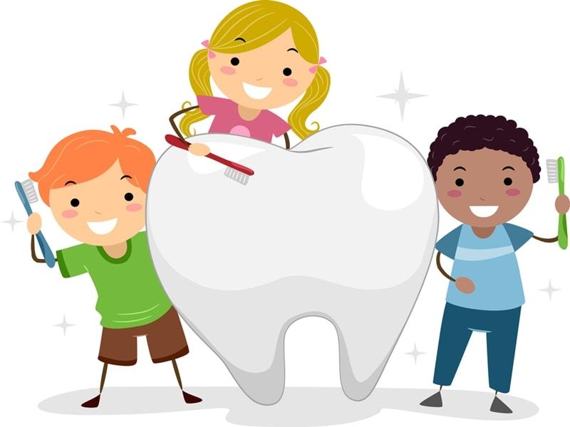 Dental Care in kids