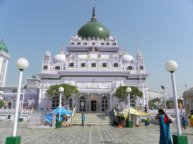 Sacred Shrine of Haji Waris Ali Shah