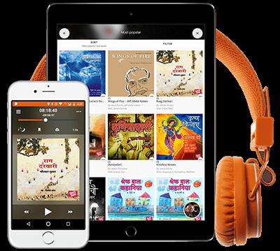 StoryTel app
