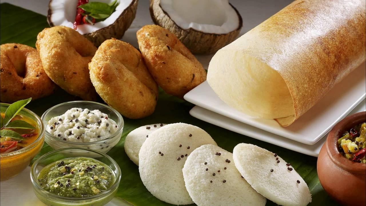 BananiVista, Foods of Tamil Nadu