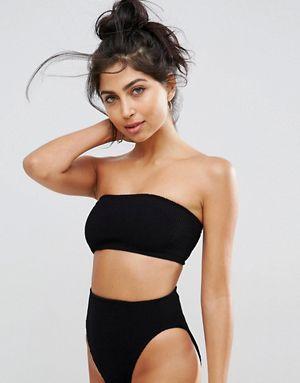 Bikinis tube tops