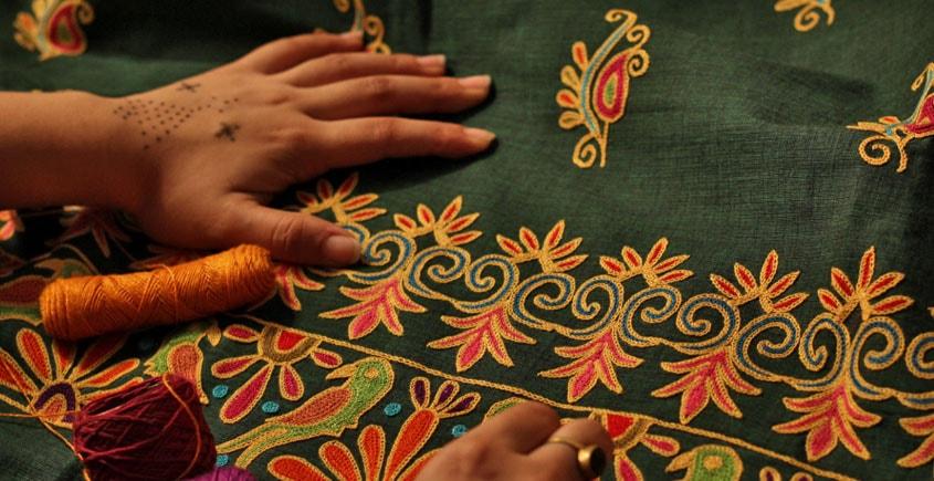 kutch, kutch embroidery, handicrafts, gujarat, bananivista, livingandexploring