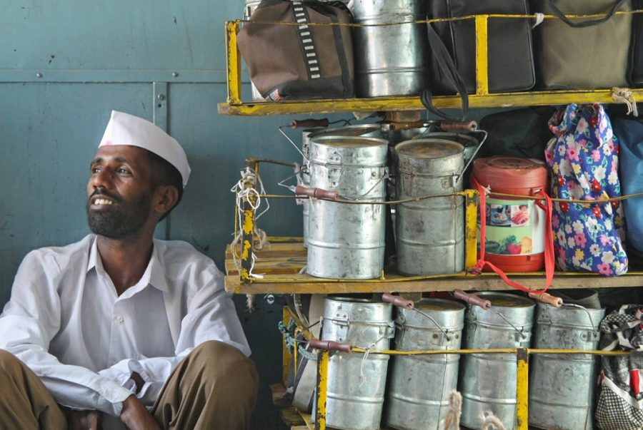 Dabbawalla: delivering lunch boxes, BananiVista