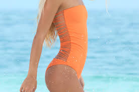 bikinis with cuts
