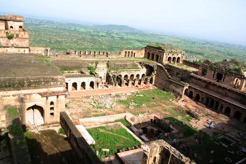 Garh Kundar, Madhya Pradesh