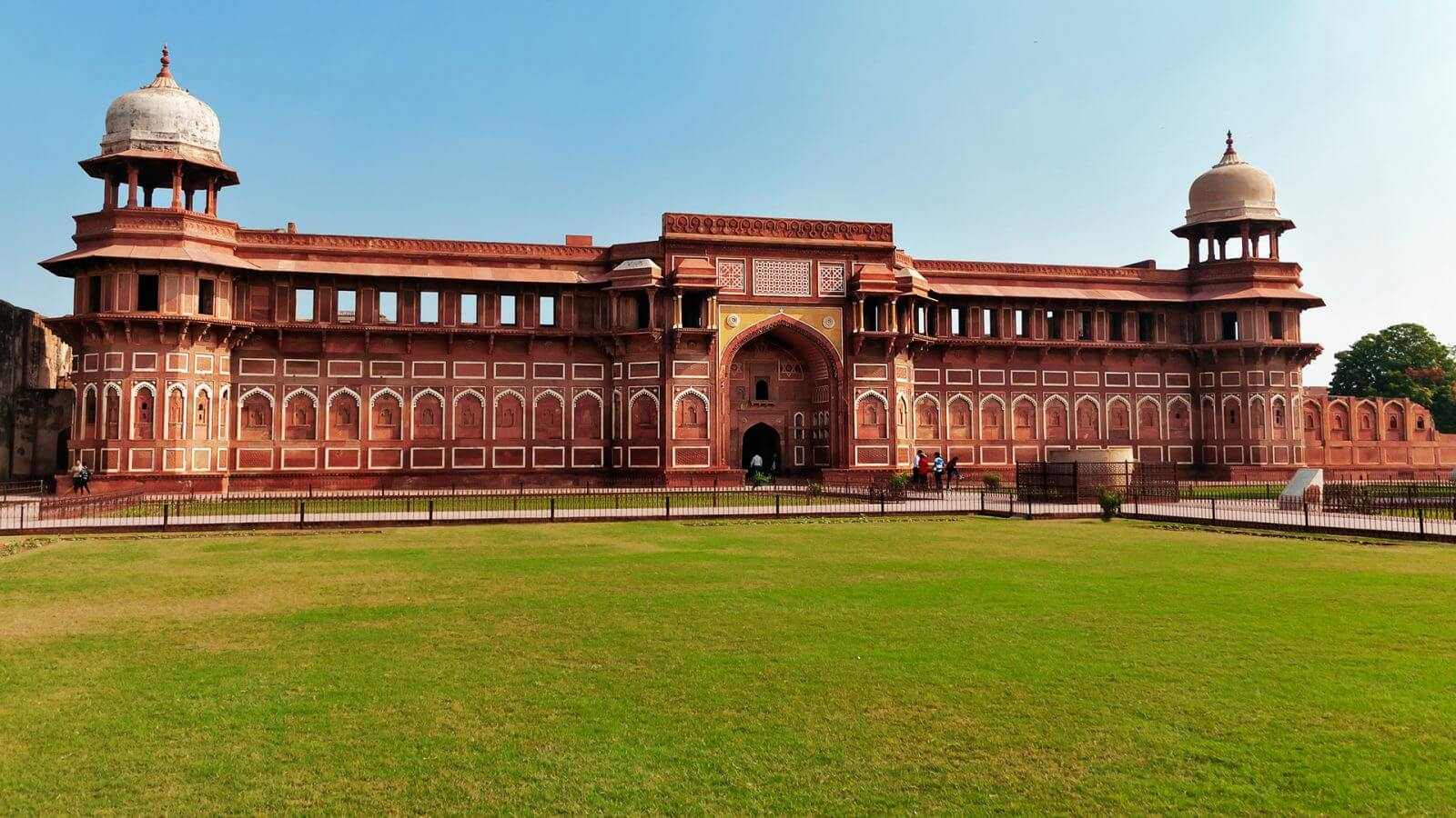 Mighty Agra Fort