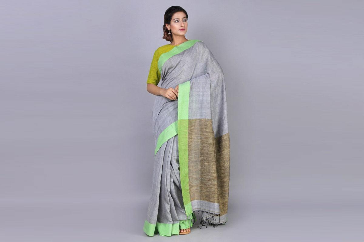 khadi-summer-fashion-trends-sarees