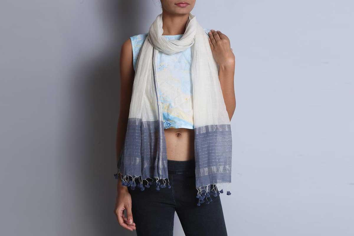 khadi-summer-fashion-trends-stole