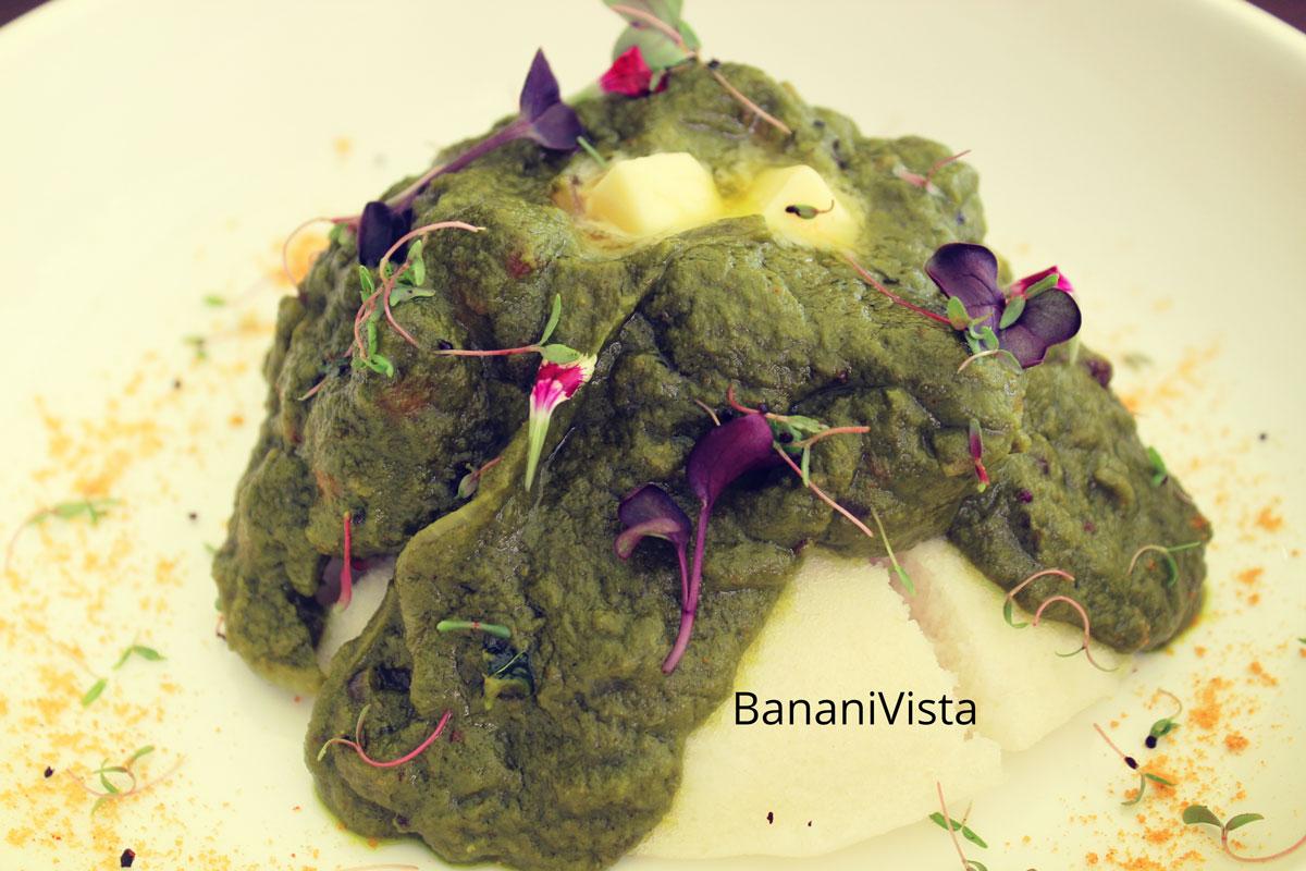 Andhra Chilli chicken, Thatte Idli, Micro herbs, Farzi Cafe