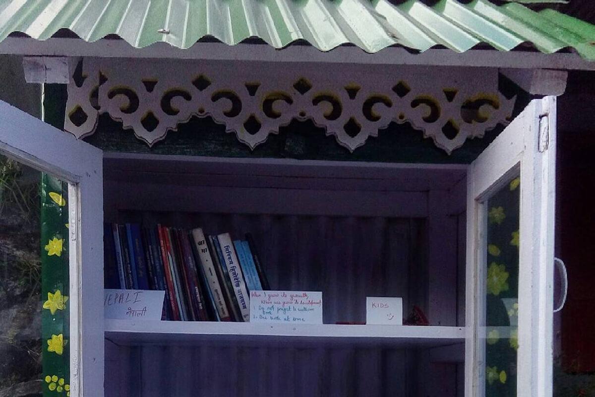 BananiVista, Library