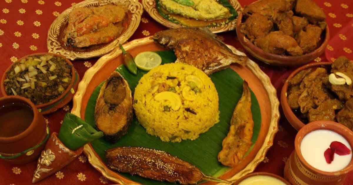 BananiVista, thali