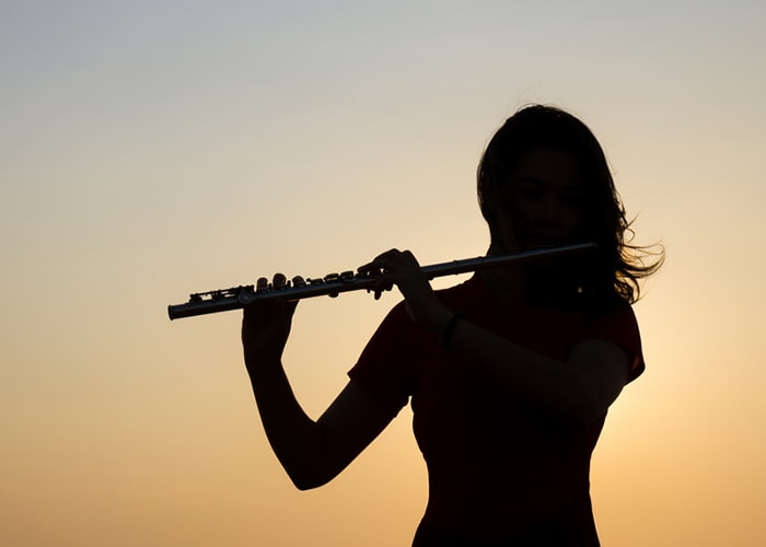 BananiVista, flute music