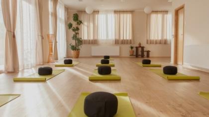 BananiVista, yoga studio