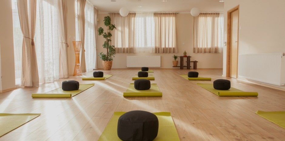 11 Décor Ideas To Design A Home Yoga Studio