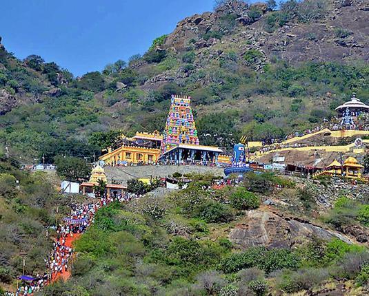 Temple Festival, BananiVissta