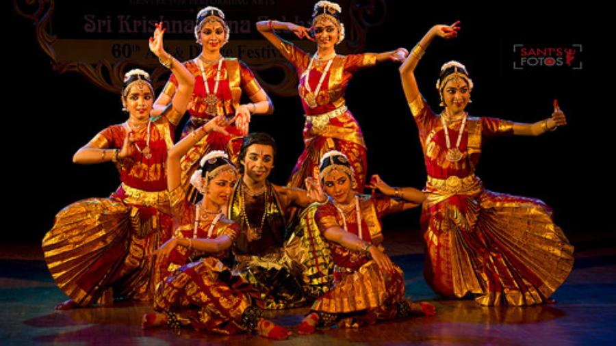 BHaratnatyam, BananiVissta