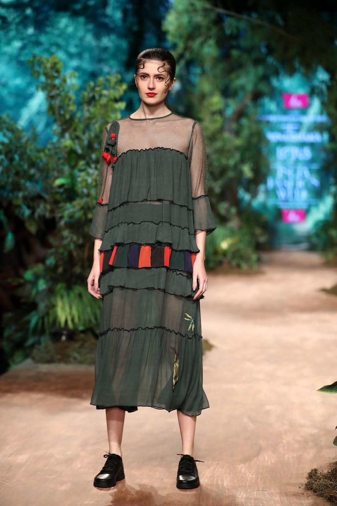 green fashion,bannaivissta