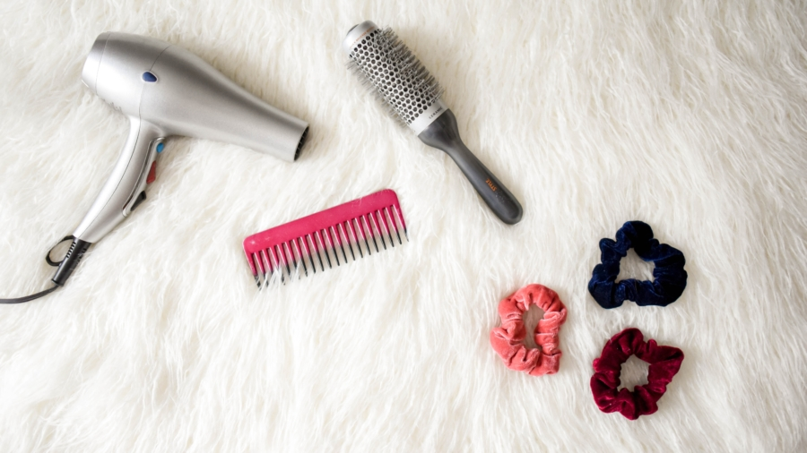 hair essentials, bananivista